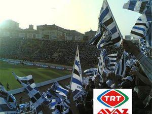 Şampiyonluk maçımız TRT Avaz'da..