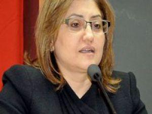 Bakan Fatma Şahin'den Kamer Genç'e 100 Bin Liralık Tazminat Davası