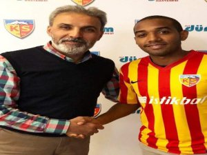 William Douglas Kayserispor'da