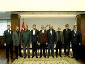 Kayseri Mobilyacılar Odası Yönetim Kurulu Başkanı Mehmet Ali Çevrim: