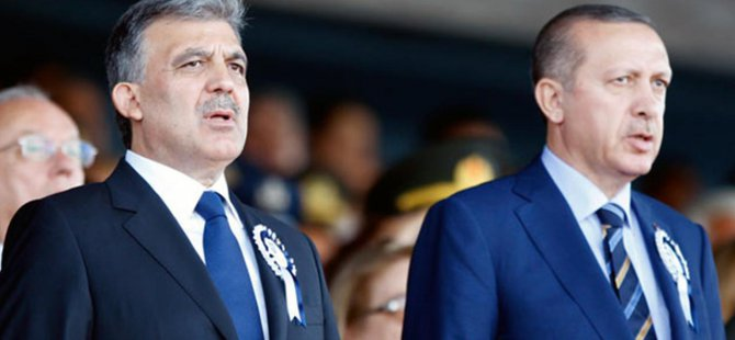 Cumhurbaşkan Erdoğan Abdullah Gül'ü bombaladı: