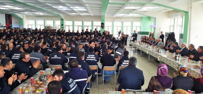 KAYSERİ ŞEKER FABRİKASI 107 GÜN KAMPANYA DÖNEMİ İLE REKOR KIRDI