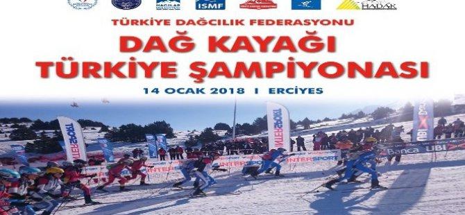 Hacılar Kapı'da Dağ Kayağı Şampiyonası düzenlenecek