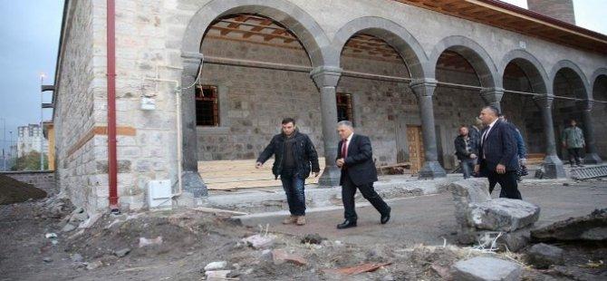 Melikgazi'de şehrin fiziki haritası değişecek bütçe 405 milyon lira