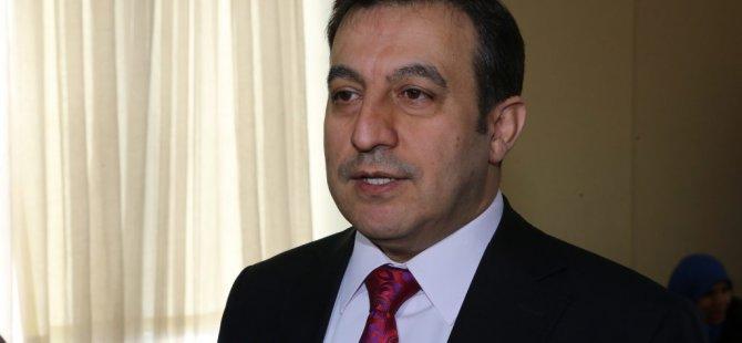 Meram'da Refik Tuzcuoğlu'na kurulan FETÖ kumpası