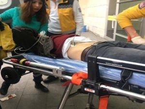 Mahzemin'de Kuş avlamak isterken arkadaşını alnından vurdu