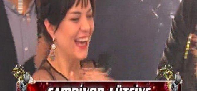 O Ses Türkiye Şampiyon Lütfiye Özipek