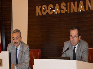 Kocasinan'da U20 Hazırlıkları Tüm Hızıyla Sürüyor