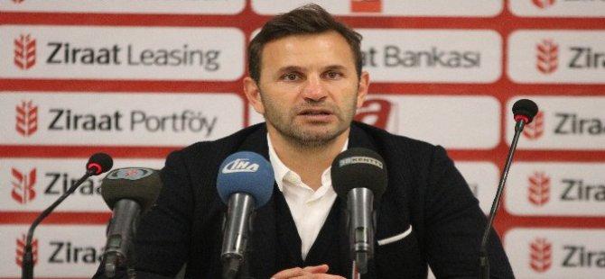Kayserispor'la 2-2 beraber kalarak adını yarı finale yazdırdı