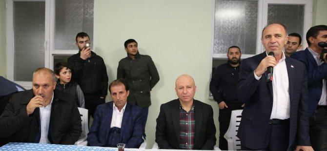 Ak Parti Kocasinan İlçe Başkanı Muammer Kılıç Oruçreis'te