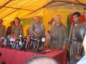 Son Dakika: PKK'dan Çekilme Tarihi! Karayılan Açıkladı