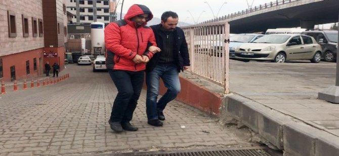 Kayseri'de Bylock operasyonu: 5 gözaltı