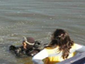 Sarız'da Göle düşerek boğuldu
