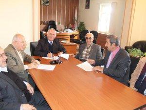 Yeşilhisar'da Cami-i Yapımı İçin Protokol İmzalandı