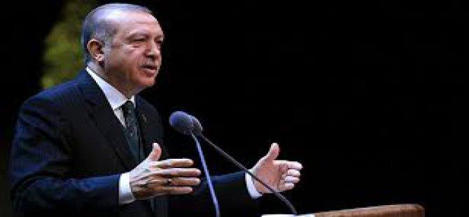 Cumhurbaşkanı Erdoğan'dan Şeker fabrikası açıklaması