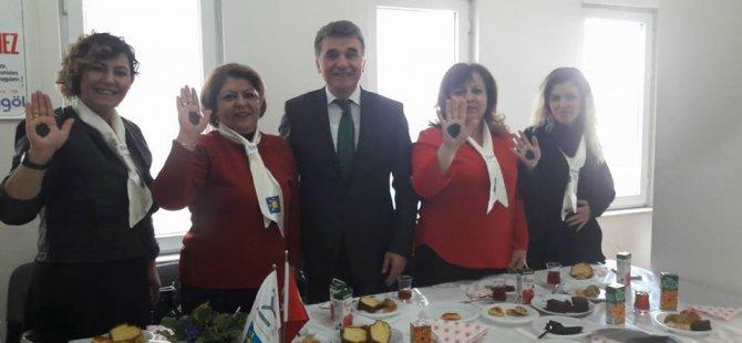 KAYSERİ'DE İYİ PARTİ'YE KATILANLAR İŞTE O İSİMLER