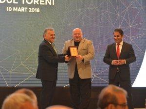 Faruk Yaman ve Kütüphanesi  2018 yılında ikinci ödülünü aldı…