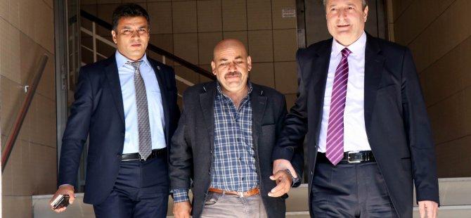 Kayseri'de kimlik kaplama işi yapan sahış intihara kalkıştı