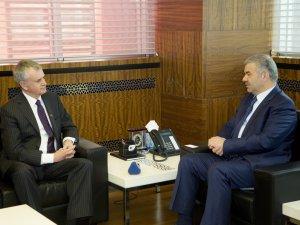 Başkan Çelik'ten yatırım daveti