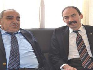 Ömer Gülsoy'dan Rakibi Nuh Mehmet Delikan'a Ziyaret