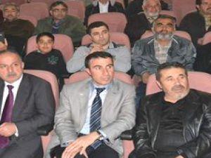 Kayseri Saadet parti nisan ayı il divan toplantısı