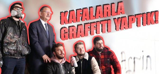 Bakan Özhaseki'den Kafalar grubuna baskın-Video