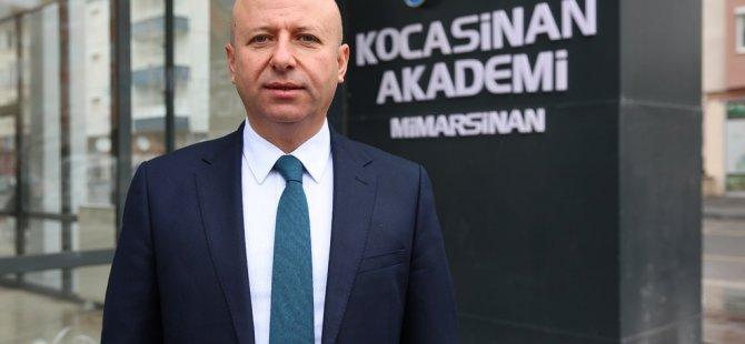 Bakan Özhaseki Kocasinan Akademi Tesisini açıyor