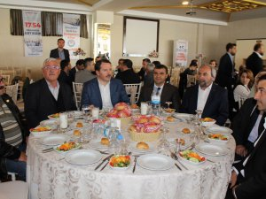 Eğitim Bir-Sen Genel Başkanı Ali Yalçın Kayseri'de