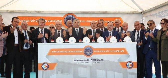 Başkan Çelik Kayseri'ye yeni yatırımlar kazandırmaya devam ediyor