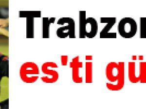 Trabzonspor es'ti gürledi