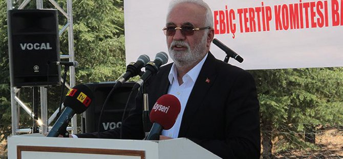 Elitaş'tan Kılıçdaroğlu'na 100 bin TL'lik dava