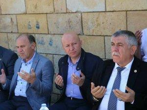 Ak Parti Kocasinan İlçe Başkanı Kılıç Yemliha'da Yağmur Duası programına katıldı
