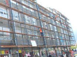 Kayseri Büyükşehir Meydandanki Binaların  Çalışmasını Başlattı