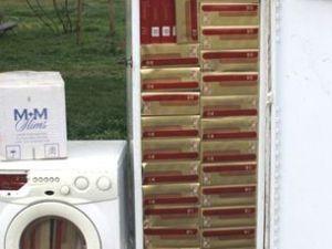 Kayseri'de: Çamaşır Makinesi ve Buzdolabında Sigara Kaçakçılığı