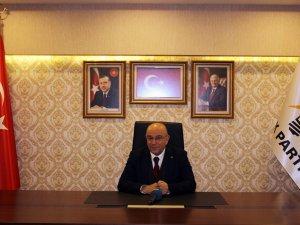 Ak Parti Kayseri İl Başkanı Hüseyin Cahit Özden Milletvekili Adaylığını açıkladı