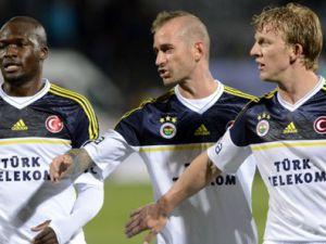 Fenerbahçe'de gerginlik futbolcular kavgat etti