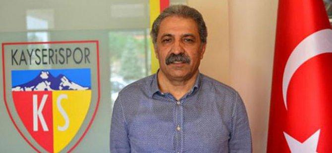 """Kayserispor Başkanı Bedir, """"Çıta'yı daha da yukarılara çıkarabilecek ekiplerin oluşabileceğine inanıyorum"""""""