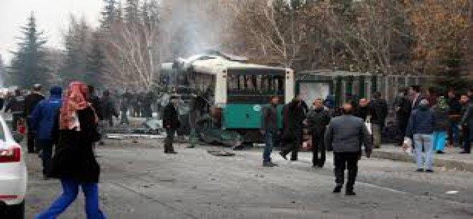 Kayseri'deki patlama sonrası askeriye içerisinde 'terör örgütü propagandası' yaptığı iddia edilen bir er 10 ay hapis cezası aldı
