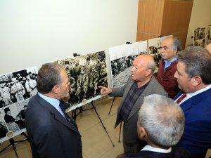 Talas Geçmiş Zaman Yansımaları kitabının tanıtımı ve fotoğraf sergisi gerçekleştirildi
