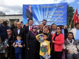 Kayseri'den Güven Çim Bağımsız Milletvekili Adaylığını açıkladı