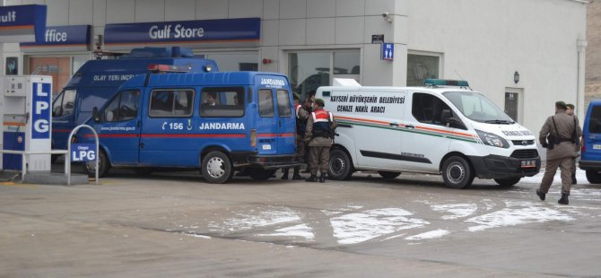 Kayseri'de Sigara için pompacıyı öldürüp soygun yaptılar