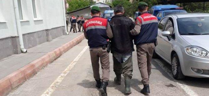 Sarımsaklı'da enerji nakil kablosunu çalan hırsızlar tutuklandı
