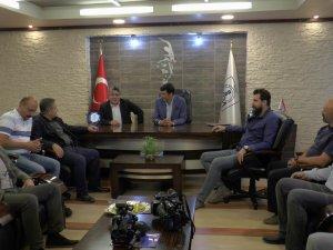 TMMOB Kayseri Şubesi'nin Yeni Başkanı Akif Aksoy oldu
