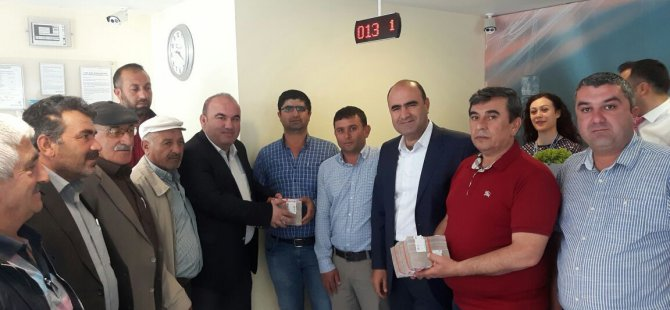 Kayseri Şeker'den çiftçisine 29 milyon TL 'faiz'den kurtarma avansı'