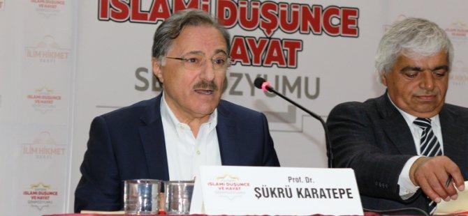 Şükrü Karatepe, Kayseri'de dindarlığın dönüşümünü anlattı