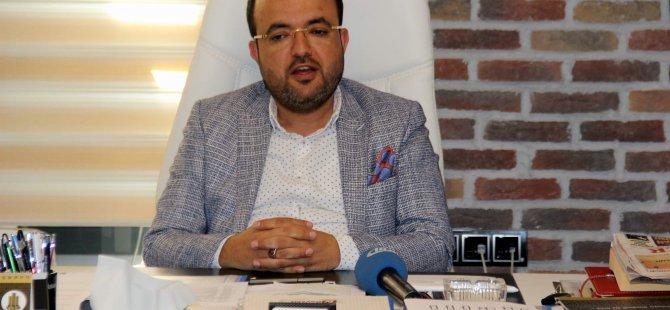 Öz Kayseri İnşaat Başkanvekili Mustafa Arslantaş: Dövizin yükselmesi gurbetçiler için bir fırsat