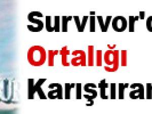 Survivor'da ortalığı karıştıran olay!