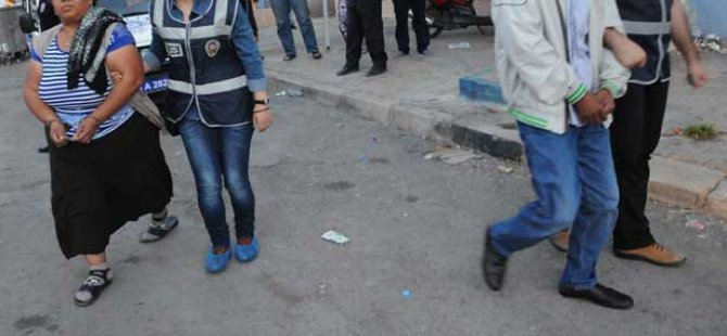 Kayseri'de uyuşturucu operasyonu S.E'nin evinde yapılan aramada