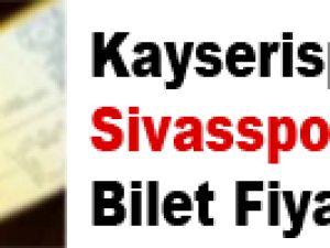Kayseri-Sivas maçı biletleri satışa çıktı
