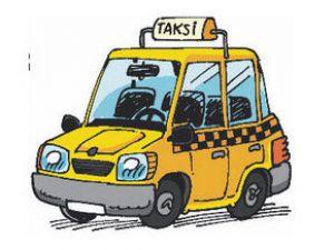 Taksici otobüs şoförünün kulağını kopardı